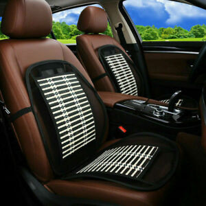 Car Seat Cover Cool Massage Auto Chair Cushion Pad Ventilation Protector Hot
