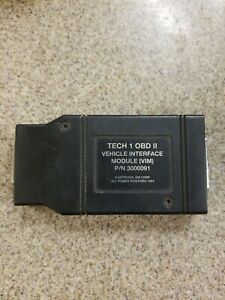 Kent Moore Tool Gm 3000091 Tech 1 Obd Ii Vehicle Interface Module Vim Adapter