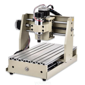 Usb 300w 3axis 3020 Router Engraver Machine 3d Engraving Drilling Pvc Pcb Carver