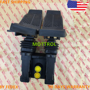 Travel Pilot Valve foot Fits Volvo Caterpillar Komatsu hitachi daewoo Excavator