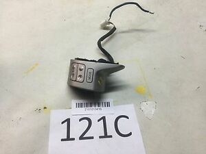 09 13 Toyota Corolla Steering Wheel Volume radio Control Switch Oem D 121c