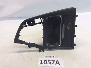 12 16 Bmw F30 F31 Center Console Cupholder Cup Holder W Tray Oem 1057a S J