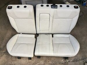 13 14 Ford Focus Rear Second 2nd Row Seat Cushion Oem Ak I