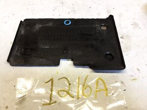 06 07 08 09 10 Lexus Is250 Battery Tray Holder Left Plate Panel Oem 1216a S