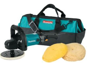 Makita 9237cx3 7 Pro Variable Electric Polisher And Sander Kit