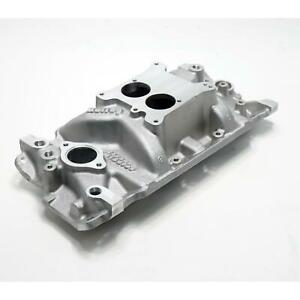 Holley 300 66 Pro Jection Tbi Dual Plane Intake Manifold Small Block Chevy V8