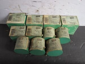 Lot Of 11 Sets Hardinge Collet Pads S22 B22 S26 B26 Machinist Lathe Milling