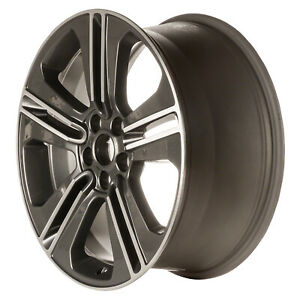 03908 Refinished Ford Mustang Gt 2013 2014 19 Inch Wheel Rim Oe No Logo