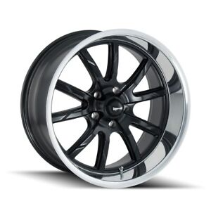Cpp Ridler 650 Wheels 18x8 20x8 5 Fits Chevy Impala Chevelle Ss