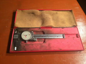 Spi Peacock 0 4 20 424 001 Dial Caliper Stainless W Case Made In Japan