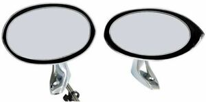 Oer A Body Outer Door Sport Mirror Set 1970 1973 Dart Duster Demon Valiant Scamp