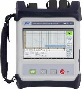 Dvp 323 Optical Time Domain Reflectometer