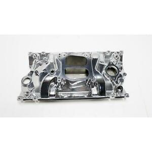 Professional Products Cyclone Vortec Small Block Chevy Intake Man