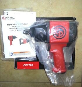 Chicago Pneumatic 7763 Cp7763 3 4 Composite Impact Wrench