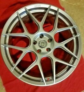 20 Hre Ff01 20x9 5 Wheel New Single Only Mustang 5x114 3 Ccw Ssr