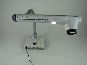 Elmo Tt 12 Interactive Document Camera 0 35 Cmos 3 4 Megapixel 12x Optical Zoom