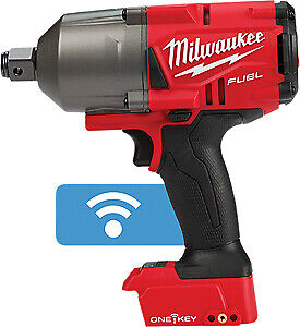 Milwaukee Electric 2864 20 M18 Fuel W One Key High Torque Impact Wrench 3 4