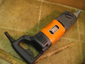 Cayken Scy 26 3ebm Hand Held Core Drill Motor For Parts