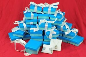 Jewelry Boxes For Pendant Gift Boxes For Jewellery Stand Bulk Jewelry Boxes 40pc