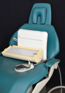 Pelton Crane Medical Surgical Dental Motorized Patient Exam Chair Assembly