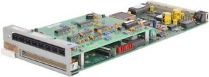 Dionex Dx500 cpu 10bt Lan 056802 Dx5 rly Conductivity Detector Panel Card Module
