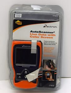 Actron Cp9670 Autoscanner Trilingual Obd Ii Can Scan Tool W Color Screen 5 3