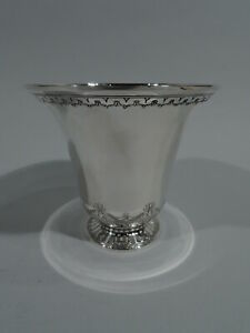 Tiffany Vase 19515a Antique Modern Classical Urn American Sterling Silver