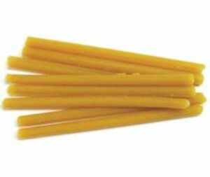 Keystone Sticky Wax Corning Yellow Sticks 120 Box Of 1 Pound Dental Lab