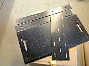 John Beam Back Plates For A 4 Post Lift Demo In Original Box