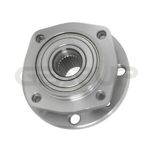 Gsp Front Wheel Hub Bearing Assembly For Saab 9000 Turbocharged Non abs V6