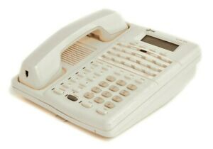 At t 874 White 4 Line Analog Speakerphone 874 c stock