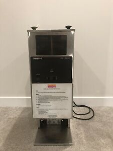 Bunn Commercial Dg 2 Coffee Grinder free Shipping
