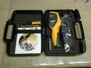 Fluke Vt04a Visual Ir Thermometer