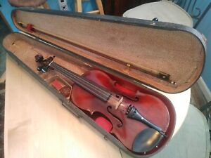 Antique Violin Copy Of A Stradivarius 4 4