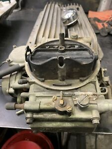 Holley Carburetor 80453 3196 Used Ford At Kick Down