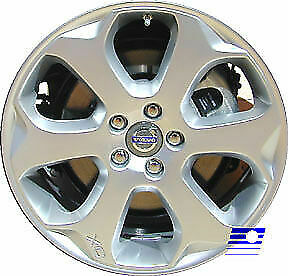 70366 Refinished Volvo Xc70 2010 2011 18 Inch Wheel Rim Oem