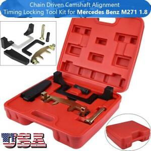 Chain Driven Camshaft Alignment Timing Locking Tool Kit For Mercedes Benz M271