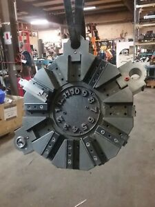 Cincinnati Milacron_talon 208_turning Center Lathe 12 Position Turret Only