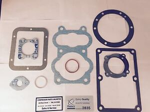 Quincy Q 325 Air Compressor Gasket Kit R o c 9 Up 7126
