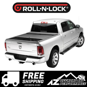 Roll N Lock M Series Retractable Cover For 10 18 Dodge Ram 8 Bed Lg449m