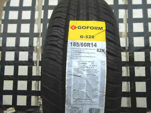 1 Never Used Tire 185 60 14 Goform G520 All season M s 185 60r14 82h