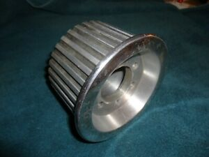 Vintage Weiand 1 2 Pitch 34 Tooth Blower Pulley 8 71 6 71 Gasser Funny Car