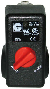 Air Compressor Pressure Switch 145 175 Psi Replacement 4 Port With Bleeder