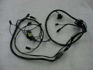 70 Road Runner Gtx Charger Superbee 426 Hemi Engine Harness