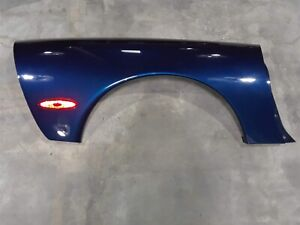 97 04 Corvette C5 Hatchback Passenger Rear Quarter Panel Aa6406