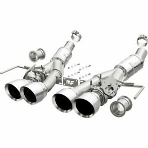 Magnaflow Exhaust System New For Chevy Coupe Chevrolet Corvette 2014 2019 19379