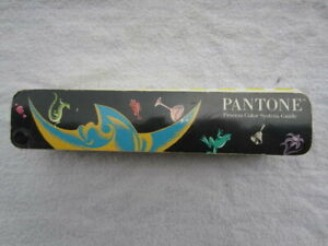 Pantone Process Color System Guide 1993 1994 2nd Printing