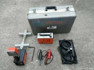Metrotech 810 Cable pipe Locator Underground Utility Line Tracer