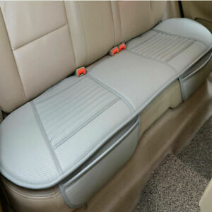 Luxury Car Truck Bench Saddle Blanket Seat Cover Cushion Pad Fits F 150 Crew Cab