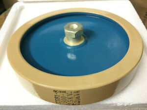 Ccg81 8 1500ii 1500pf 25kv 120kva High Frequency High Voltage Ceramic Capacitor